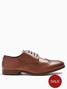 topman-topman-ollie-leather-brogue-shoes-tan