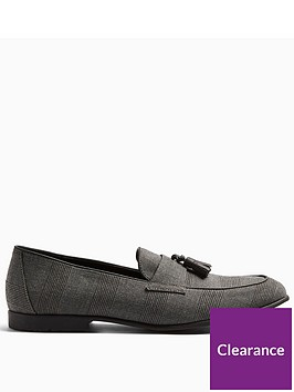 topman-topman-prince-loafer-grey
