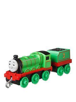Thomas & Friends Thomas & Friends Large Push Along Engine - Henry Picture