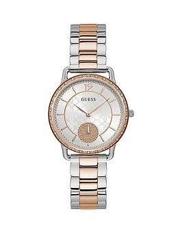 guess-guess-astral-silver-sunray-and-rose-dold-detail-crystal-set-dial-two-tone-stainless-steel-bracelet-ladies-watch