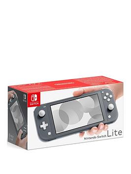 Nintendo Switch Lite Nintendo Switch Lite Switch Lite Console - Grey Picture