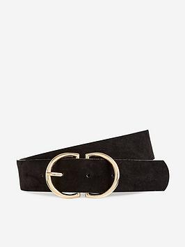 dorothy-perkins-dorothy-perkins-two-part-buckle-belt-black