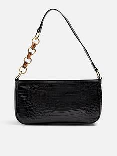 topshop-topshop-spin-mini-shoulder-bag-black