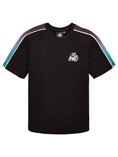 kings-will-dream-boys-lineside-short-sleeve-t-shirt-black