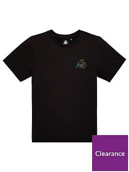 kings-will-dream-boys-delnies-short-sleeve-t-shirt-black