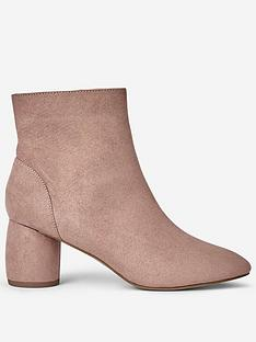 dorothy-perkins-dorothy-perkins-ankle-boots-blush