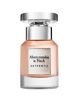 Abercrombie & Fitch   Authentic For Women 30Ml Eau De Parfum