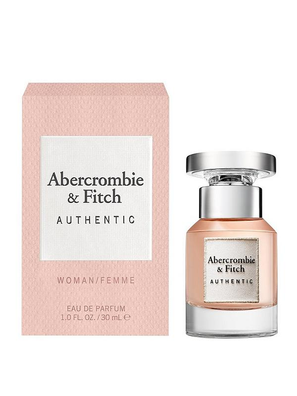 Abercrombie & Fitch Authentic For Women