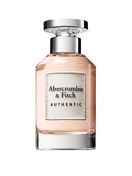 Abercrombie & Fitch   Authentic For Women 100Ml Eau De Parfum