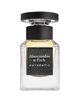 Abercrombie & Fitch   Abercrombie And Fitch Authentic For Men 30Ml Eau De Toilette
