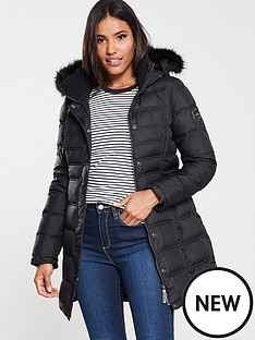 0cf39f406 Quilted & Padded Jackets | Coats & jackets | Women | www.littlewoods.com