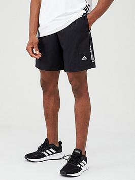 Adidas   Athletics Chelsea Shorts - Black/White