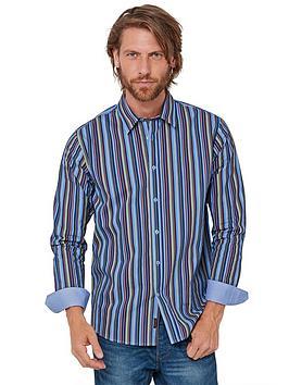 Joe Browns Joe Browns Sensational Stripe Shirt Picture