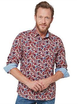 Joe Browns Joe Browns Pop Of Paisley Shirt Picture
