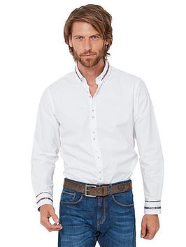 Joe Browns Joe Browns Splendid Split Collar Shirt Picture