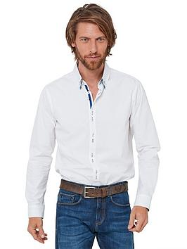 Joe Browns Joe Browns Joe Browns Delectable Double Collar Shirt Picture