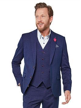 Joe Browns Joe Browns Snazzy Stripe Suit Blazer Picture