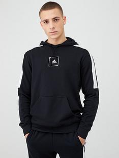 adidas-athletics-overhead-hoodie-black
