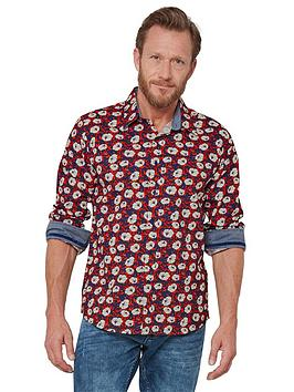 Joe Browns Joe Browns Funky Floral Shirt Picture