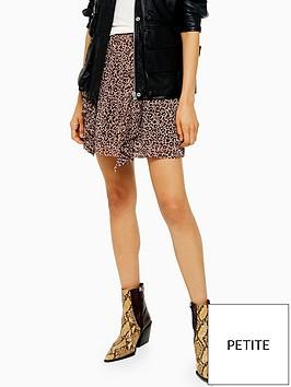 topshop-petite-leo-ruffle-mini-skirt-multi