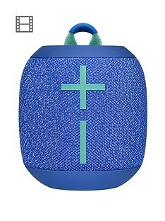 ultimate-ears-wonderboom-2-bluetooth-speaker-big-bass-360-sound-waterproofnbspip67-floatable-100-ft-range-blue