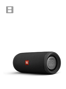 jbl-flip-5-bluetooth-wireless-speaker-black