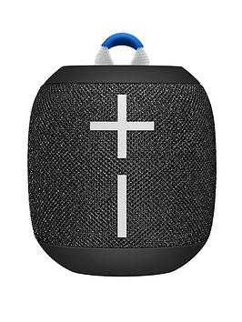 ultimate-ears-wonderboom-2-bluetooth-speaker-big-bass-360-sound-waterproof-dustproof-ip67-floatable-100-ft-range-black