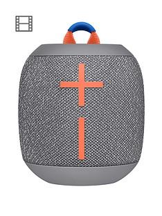 ultimate-ears-wonderboom-2-bluetooth-speaker-big-bass-360-sound-waterproof-dustproof-ip67-floatable-100-ft-range-grey