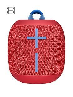 ultimate-ears-wonderboom-2-bluetooth-speaker-big-bass-360-sound-waterproof-dustproof-ip67-floatable-100-ft-range-red