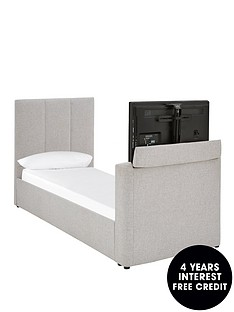 parker-fabric-manual-tv-bed-fits-up-to-32-inch-tv