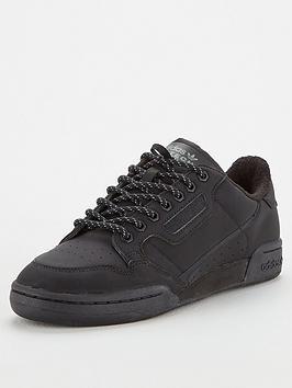 adidas Originals Adidas Originals Continental 80 - Triple Black Picture