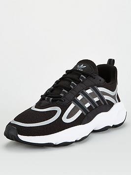 adidas Originals Adidas Originals Haiwee - Black/White Picture