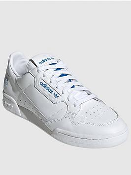adidas Originals Adidas Originals Continental 80 - Triple White Picture