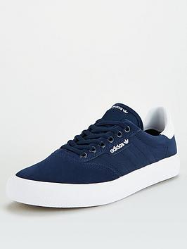 adidas Originals Adidas Originals 3Mc - Navy/White Picture