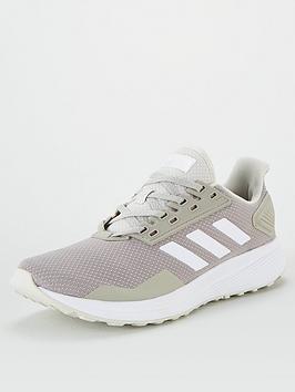 Adidas   Duramo 9 - Grey/White