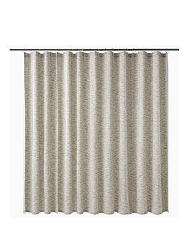 Calvin Klein Calvin Klein Strata 100% Cotton Shower Curtain Picture