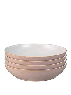denby-elements-set-of-4-pasta-bowls-ndash-sorbet-pink