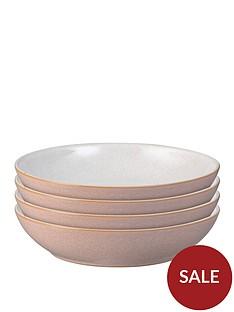 denby-elements-set-of-4-pasta-bowls-ndash-sorbet-pink