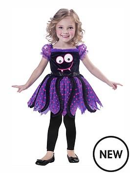 cute-spider-toddler-dress