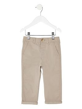 river-island-mini-mini-boys-chino-trousers-stone