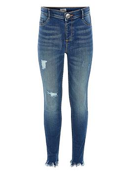 river-island-girls-ripped-molly-mid-rise-jeggings-blue