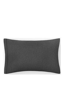 Calvin Klein Calvin Klein Harrison Pillowcase Pair &Ndash; Charcoal Picture