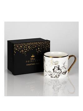 Disney Disney Belle Mug Beauty And The Beast Picture