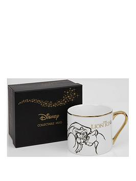 Disney    Classic Collectable Gift Boxed Mug - Lion King