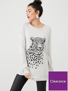 wallis-lenny-leopard-jumper-neutral