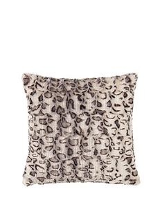 cascade-home-leopard-luxury-textured-cushion-grey