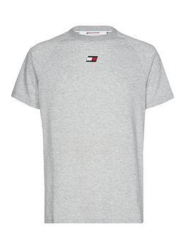 Tommy Hilfiger Tommy Hilfiger Chest Logo T-Shirt - Grey Picture