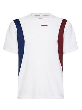 Tommy Hilfiger Tommy Hilfiger Sport Block Panel Top - White Picture