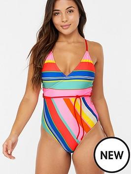 accessorize-multi-stripe-swimsuit