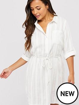 accessorize-acessorize-shirt-dress